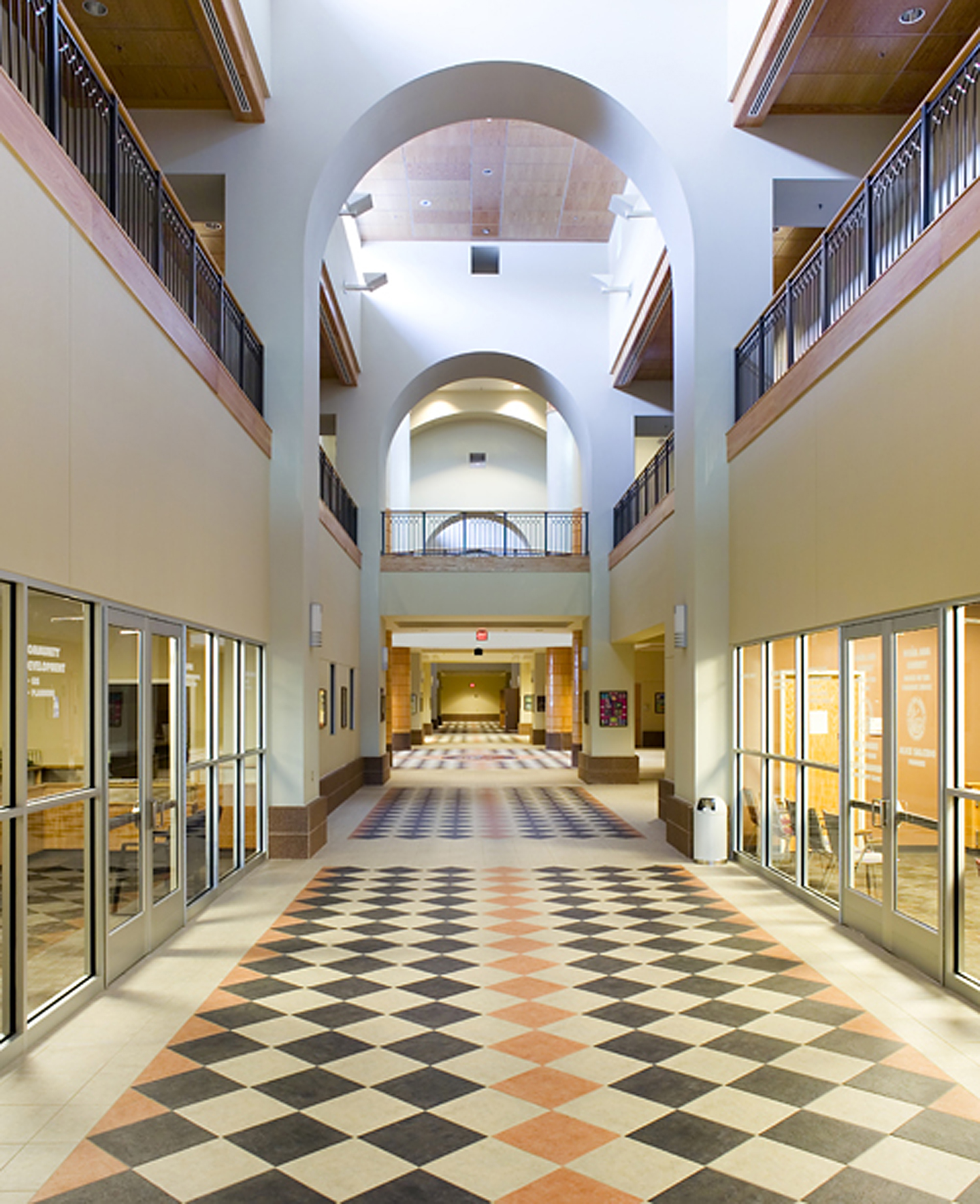 Doña Ana County Government Center | Studio Southwest Architects