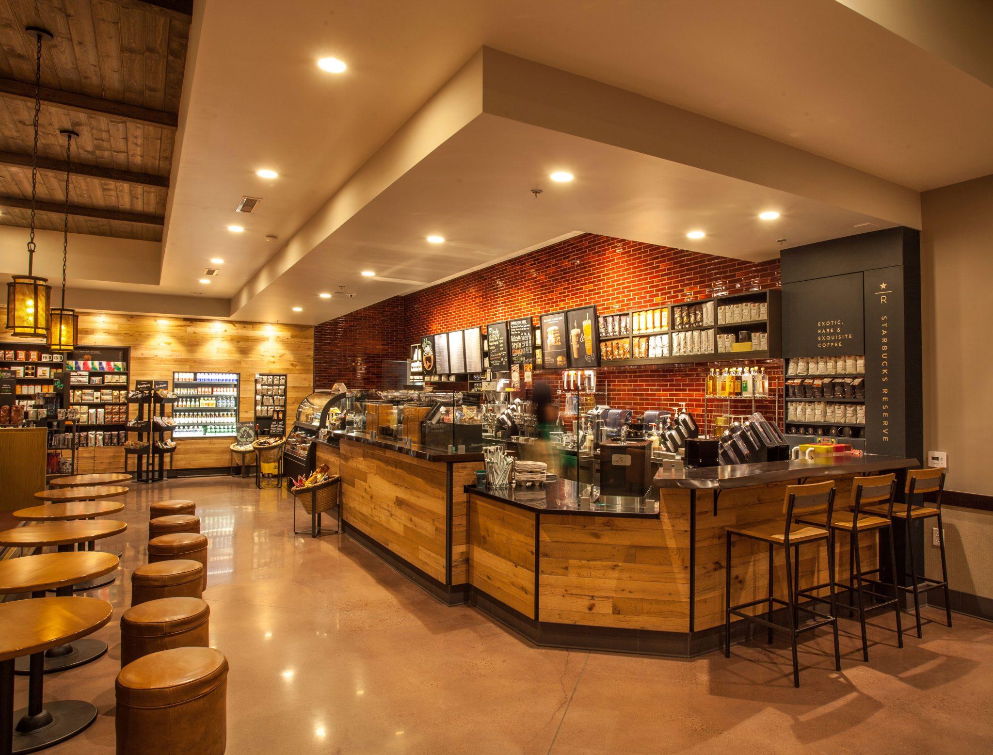 Starbucks Coffee at IPMI Development | Studio Southwest
