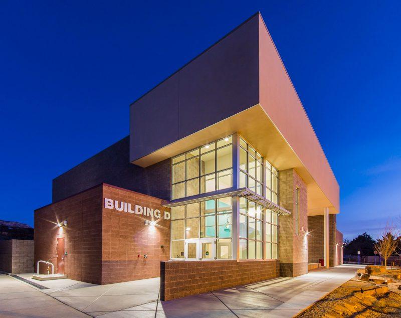 Onate Elementary Classroom Building