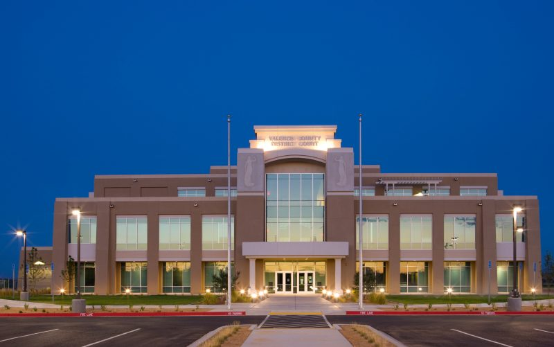 Valencia County District Courthouse