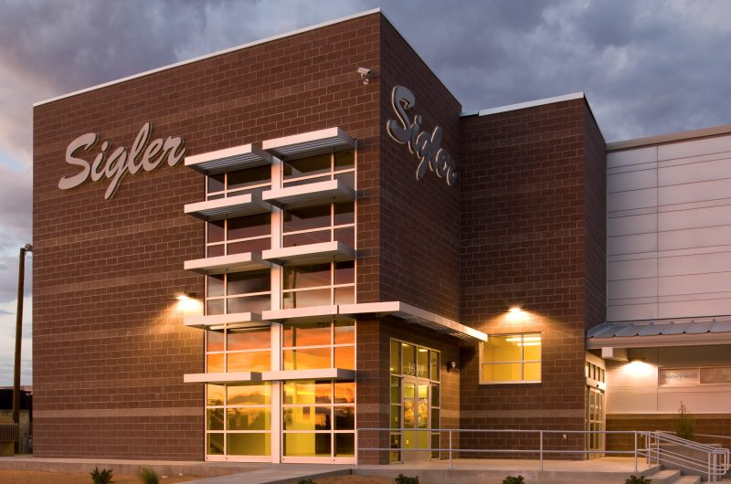 Sigler Wholesale Distributing Warehouse