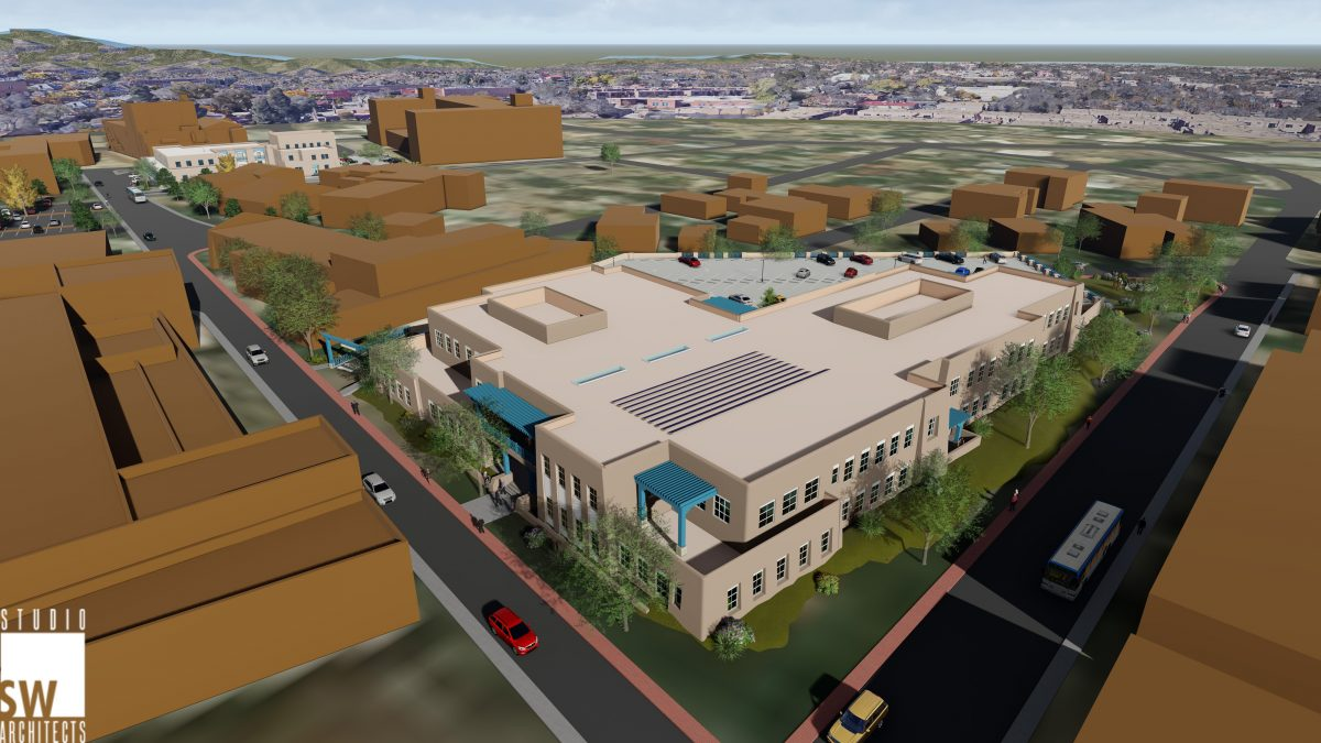 Santa Fe County Awards new Administrative Building Project